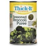 Product Photo: Kent Precision Foods Group Thick-It® Seasoned Broccoli Puree, 15 oz