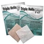 "Product Photo: MPM Medical Triple Helix Collagen 2"" x 2"""