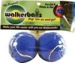 "Product Photo: Quest Products Walker Balls 2-1/2"" x 2-1/2"" x 2-1/2"", Blue, Pre-cut"