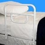 Product Photo: 18IN BED RAIL SINGLE -SP - Item #: RI1875M