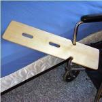 "Product Photo: SafetySure Double Notched Wooden Transfer Board, 29"" x 8"" - Item #: RI5110"