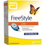 Product Photo: FreeStyle Lite™ Blood Glucose Monitoring System, Results in 5 Sec, No Coding