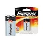 Product Photo: Energizer Personal Care Max® Alkaline Battery 9 Volt, Mercury-Free
