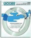 "Product Photo: Clear Vinyl Drainage Tubing with Graduated Adapter and Cap 8-1/2"" L x 9/32"" ID, Sterile"