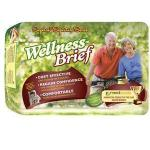 "Product Photo: Wellness® Brief Superio® Adult Diaper, Medium 24"" to 36"" Waist"
