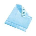 "Product Photo: Val Med Napkleen® Disposable Adult Bib Blue Ice, Large, 13"" x 18"""